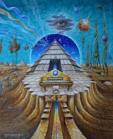 Oleg Voronin The Portal of the Pharaohs Fantasy