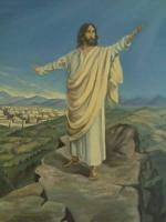 Vruyr Christ on the Mount! Religion