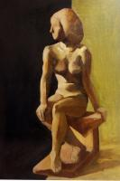 medvedev808 woman of stone 3 Nude