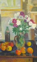 Moesey Li Asters Still Life