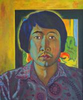 Moesey Li Self-portrait 1991