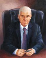 Олеся Portrait of a businessman Portrait