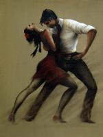 Alex Rumba dance Figurative